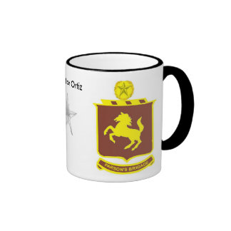 , BG Victor Ortiz mug... Ringer Coffee Mug