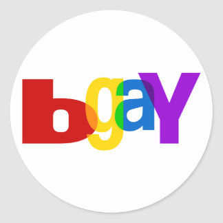 bGay Stickers