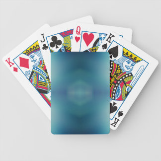 bgdAblue Bicycle Playing Cards