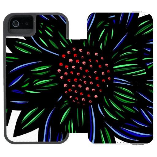 BGFLWVERT (25).jpg Incipio Watson™ iPhone 5 Wallet Case