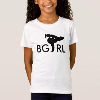BGIRL pose t-shirt girls