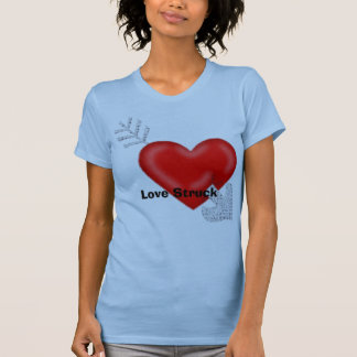bglitter1002, Love Struck T-Shirt