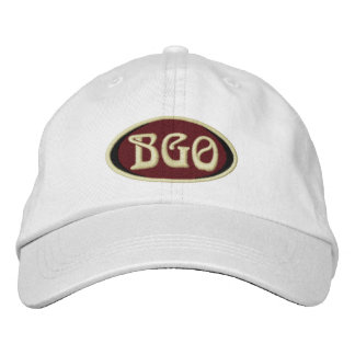 BGO Adjustable Ball Cap