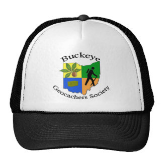 bgs logo white large hat
