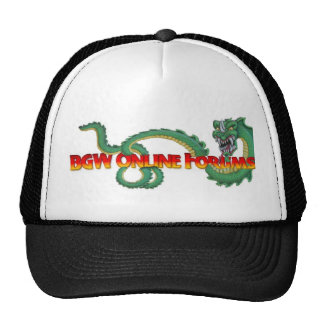 BGW Online Forums Trucker Hat
