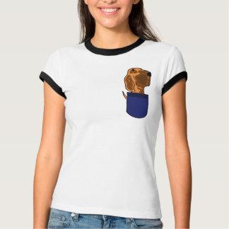 BH- Bloodhound in a Pocket Shirt