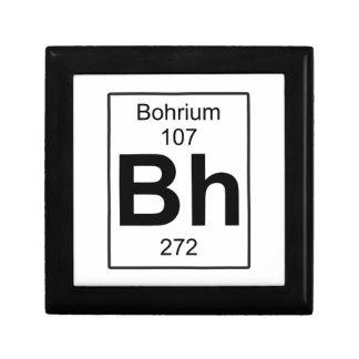 BH - Bohrium Joyero Cuadrado Pequeño