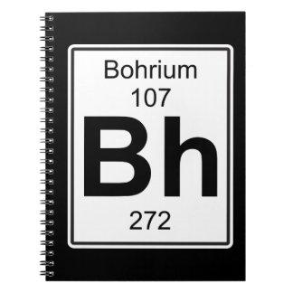 BH - Bohrium Libreta Espiral