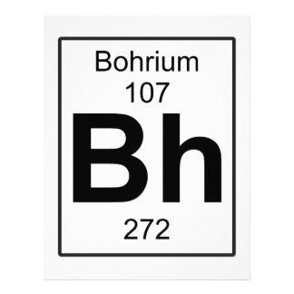 BH - Bohrium Membretes Personalizados