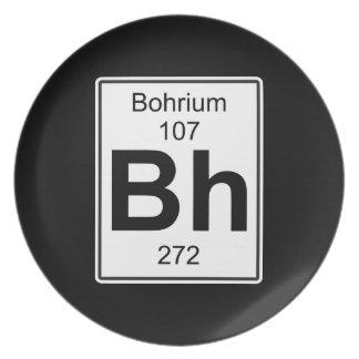 BH - Bohrium Platos Para Fiestas