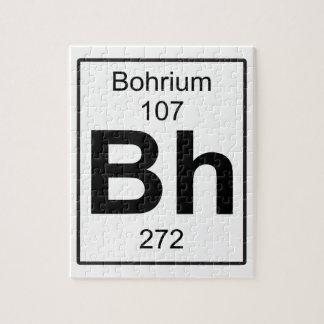 BH - Bohrium Puzzle