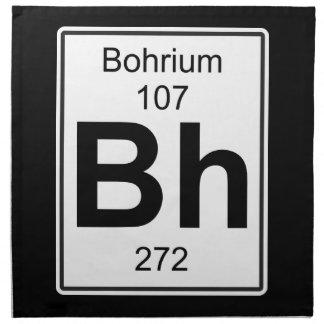 BH - Bohrium Servilletas