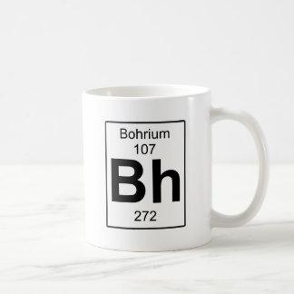 BH - Bohrium Taza Clásica