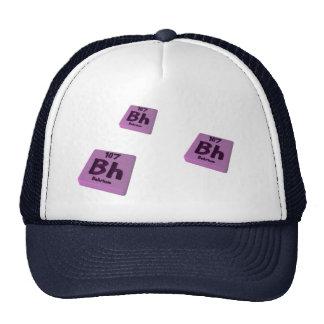 Bh Bohrium Trucker Hat