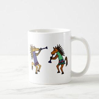 BH- Dancing Horses Mug