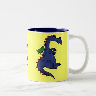 BH- Funny Dragon Mug