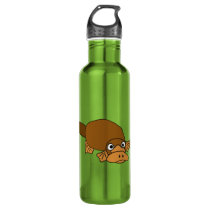 BH- Funny Platypus Water Bottle