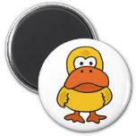 BH imán enojado del pato
