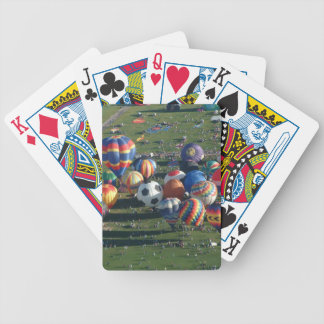 BH-playingcards hot air balloon Deck Of Cards