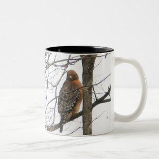 BH- Red-shouldered Hawk Mug