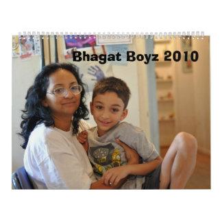 Bhagat Boyz 2010 Calendar