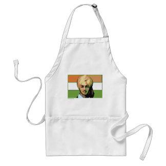 Bhagat Singh: A Revolutionary Hero Adult Apron