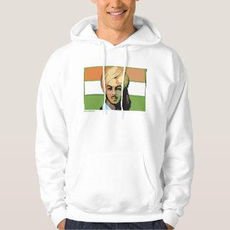 Bhagat Singh: A Revolutionary Hero Hoodie