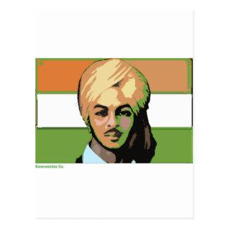 Bhagat Singh: A Revolutionary Hero Postcard