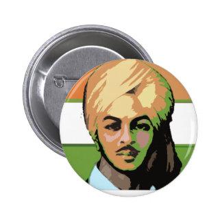 Bhagat Singh: Un héroe revolucionario Pin