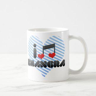 Bhangra fan coffee mug