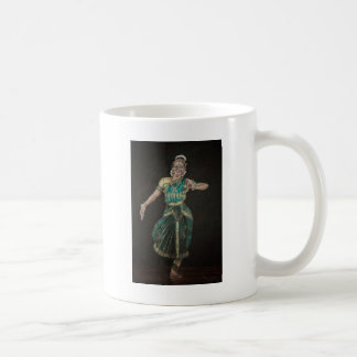 Bharatanatyam Dancer Coffee Mug