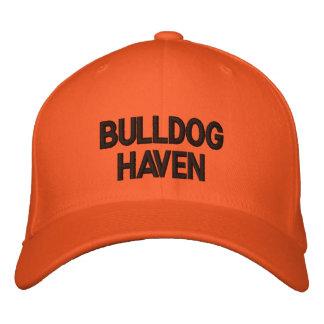 BHNW Orange Cap Embroidered Hats