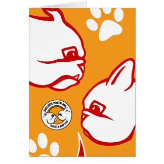 BHNW Paw Card