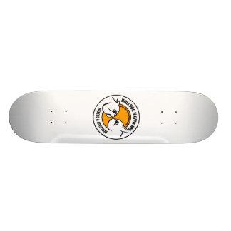 BHNWlogo Skateboard