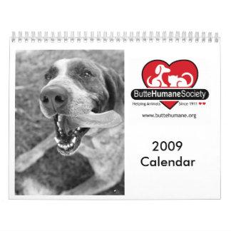 BHS 2009 Calendar - Customized