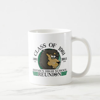 BHS Class of 81 Reunion Coffee Mug