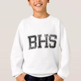BHS High School - Vintage, Distressed Sweatshirt