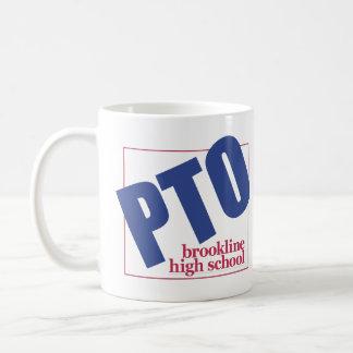 BHS PTO MUG 2 sided