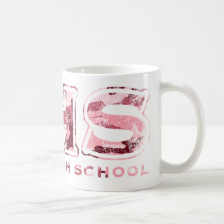 BHS Textured (camo pink) Coffee Mug