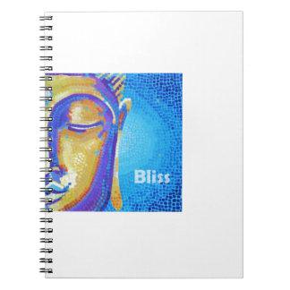 Bhudda Bliss Painting Note Books
