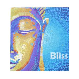 Bhudda Bliss Painting Memo Note Pads