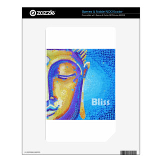 Bhudda Bliss Painting NOOK Color Decal