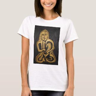 Bhudda Fluid Motion.jpg T-Shirt