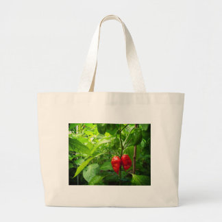 Bhut Jolokia Large Tote Bag