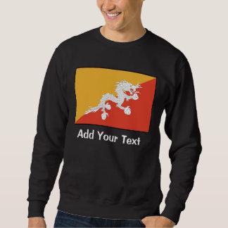Bhutan - Bhutanese Flag Sweatshirt