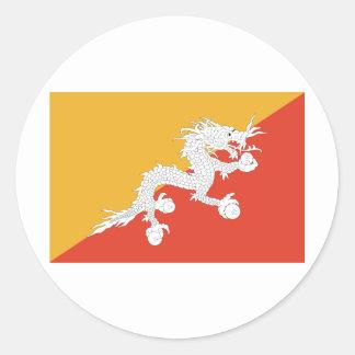 Bhutan BT Stickers