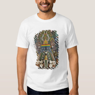 Bhutan. Ceremonial cakes made by monks adorn the 2 T-Shirt