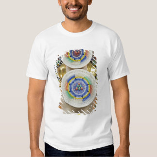 Bhutan. Ceremonial cakes made by monks adorn the T-Shirt
