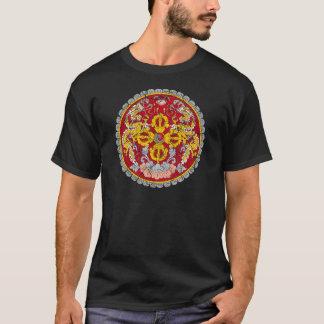 Bhutan Coat Of Arms T-Shirt