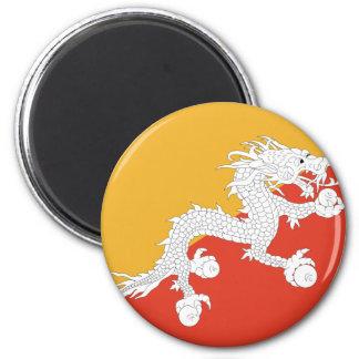 Bhutan dragon magnets